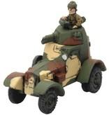 Flames of War PL300 Wz.34 Armoured Car (x3)
