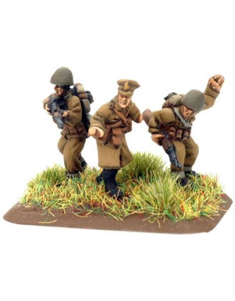 Flames of War PL701 Battalion HQ