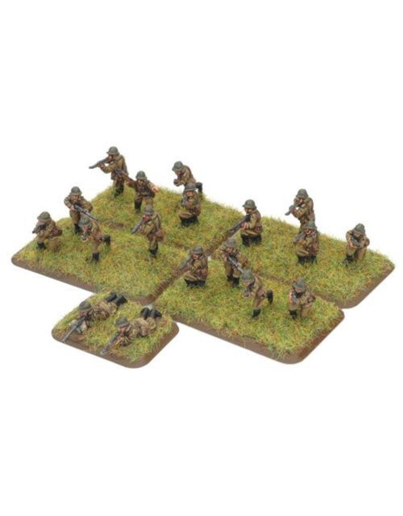 Flames of War PL721 Dismounted Kawalerii Company