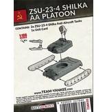 Team Yankee TSBX05 ZSU-23-4 Shilka AA Platoon