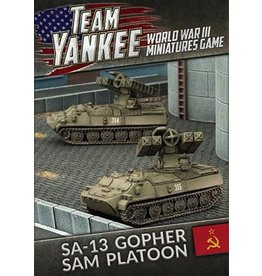 Team Yankee TSBX06 SA-13 Gopher SAM Platoon