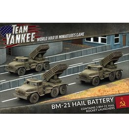Team Yankee TSBX08 BM-21 Hail Battery