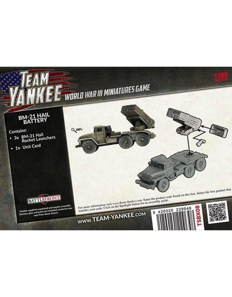 Team Yankee TSBX08 BM-21 Hail Battery