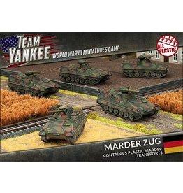 Team Yankee TGBX02 Marder Zug