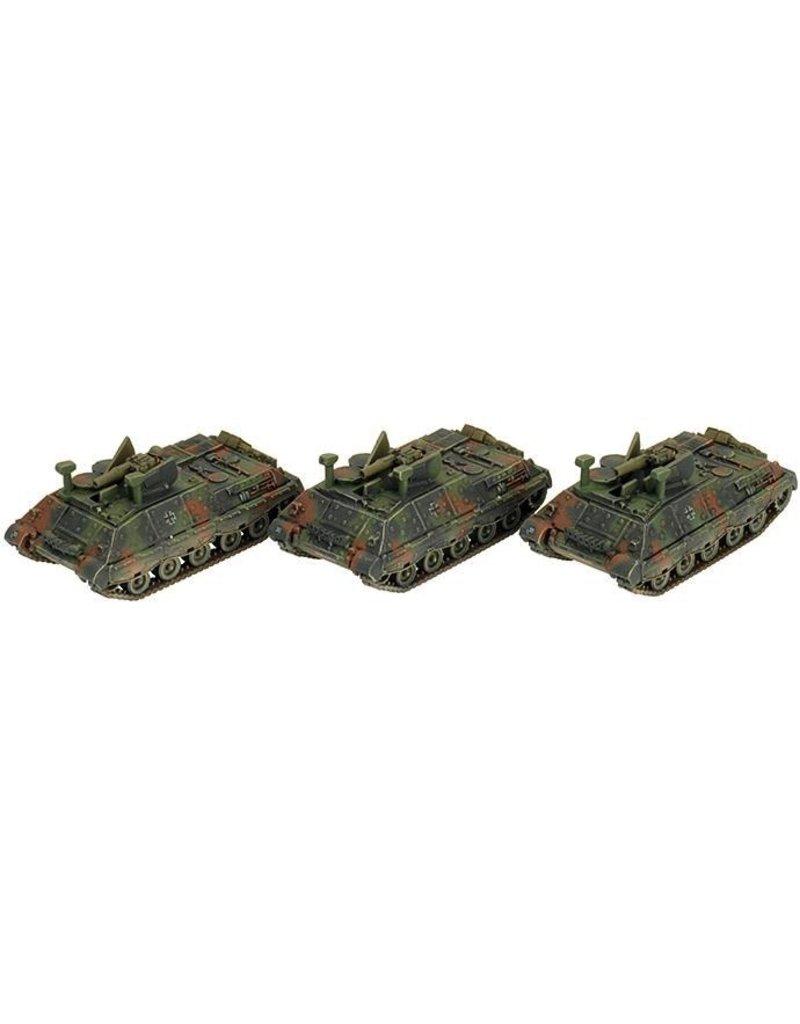 Team Yankee TGBX04 Jaguar Jagdpanzer Zug