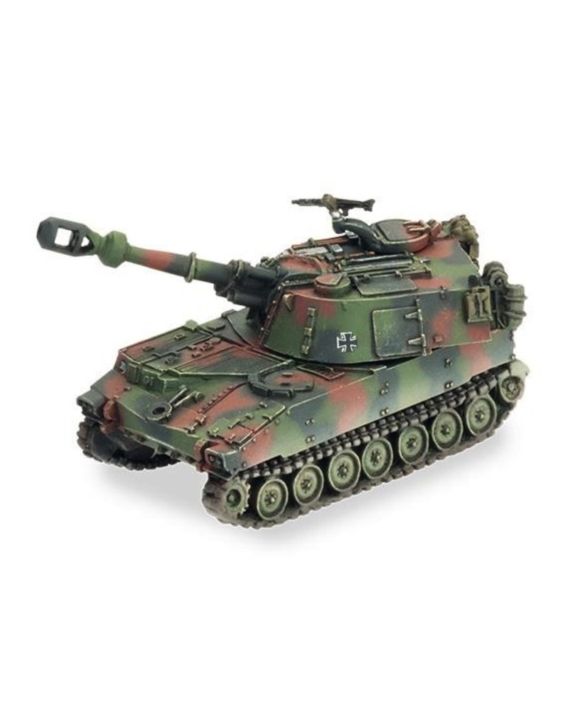 Team Yankee TGBX10 M109G Panzerartillerie Batterie