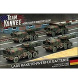 Team Yankee TGBX11 Raketenwerfer Batterie