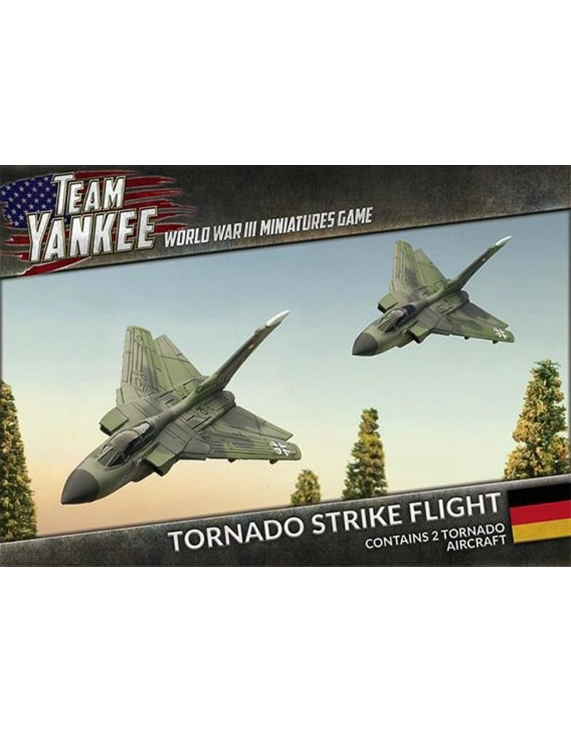 Team Yankee TGBX13 Tornado Strike Flight
