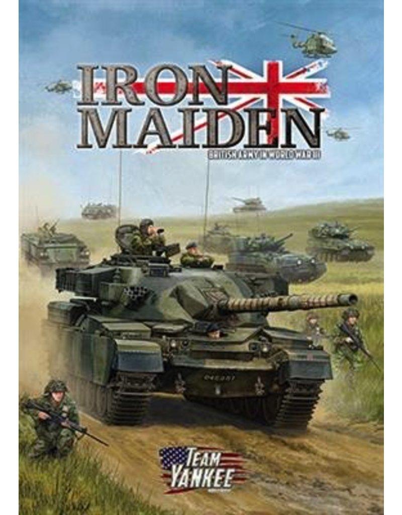 Team Yankee FW907 Iron Maiden