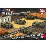 Team Yankee TBBX02 FV432 Platoon (Plastic)