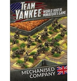 Team Yankee TBBX10 Mechanised Company