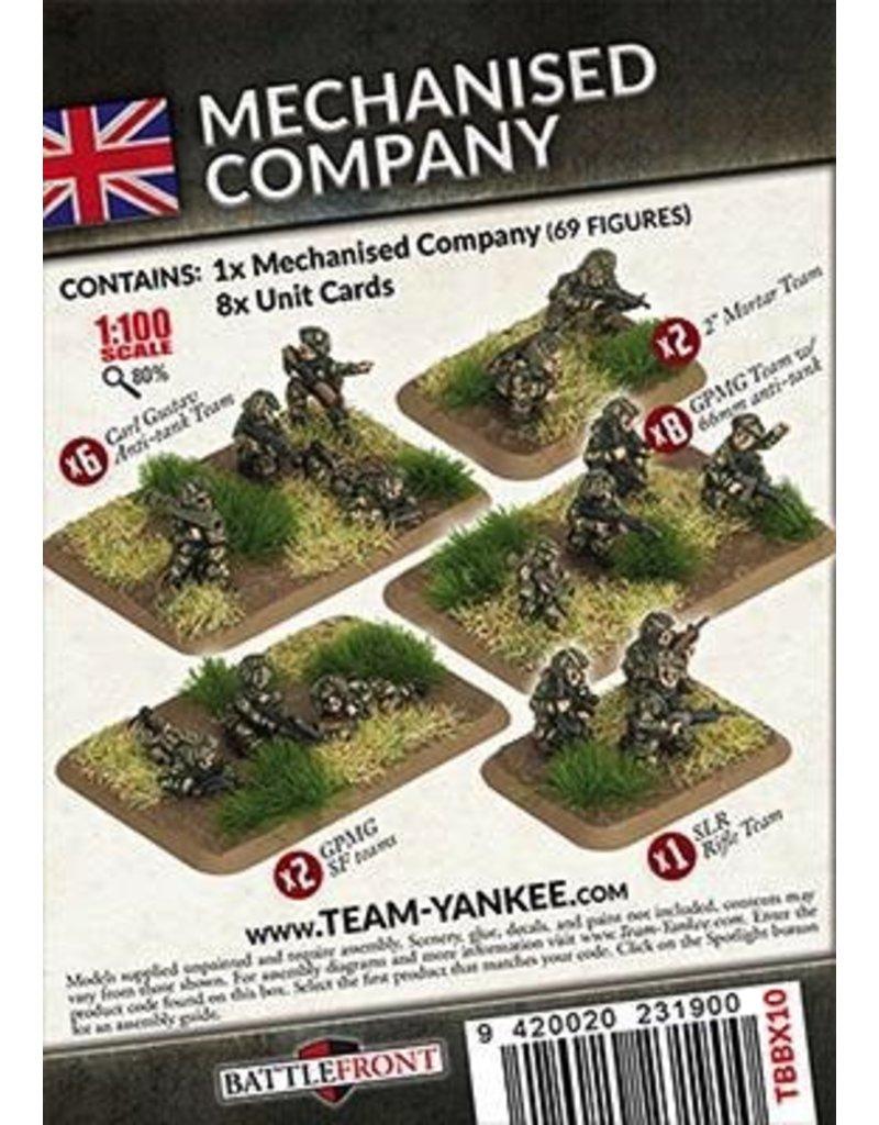 Team Yankee TBBX10 Mechanised Company
