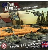 Team Yankee TBRAB1 Charlie's Chieftans (Plastic Army Deal)