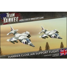 Team Yankee TBBX09 Harrier Close Air Support Flight