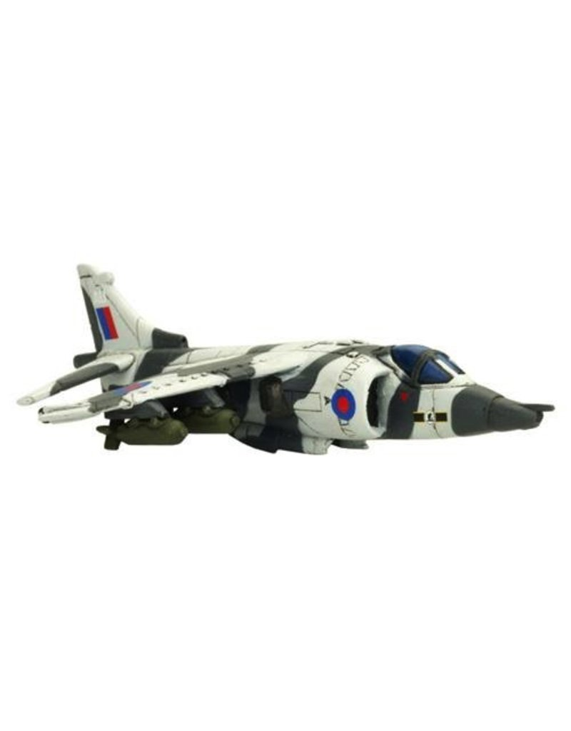 Team Yankee TBBX09 Harrier Close Air Support Flight