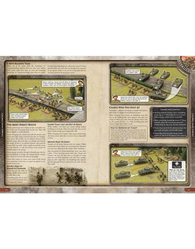 Flames of War FW003 Flames of War Rule Book, 3rd Edition