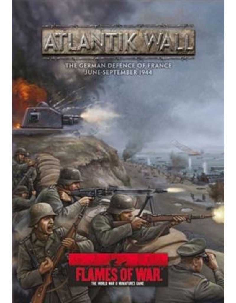 Flames of War FW114 Atlantik Wall