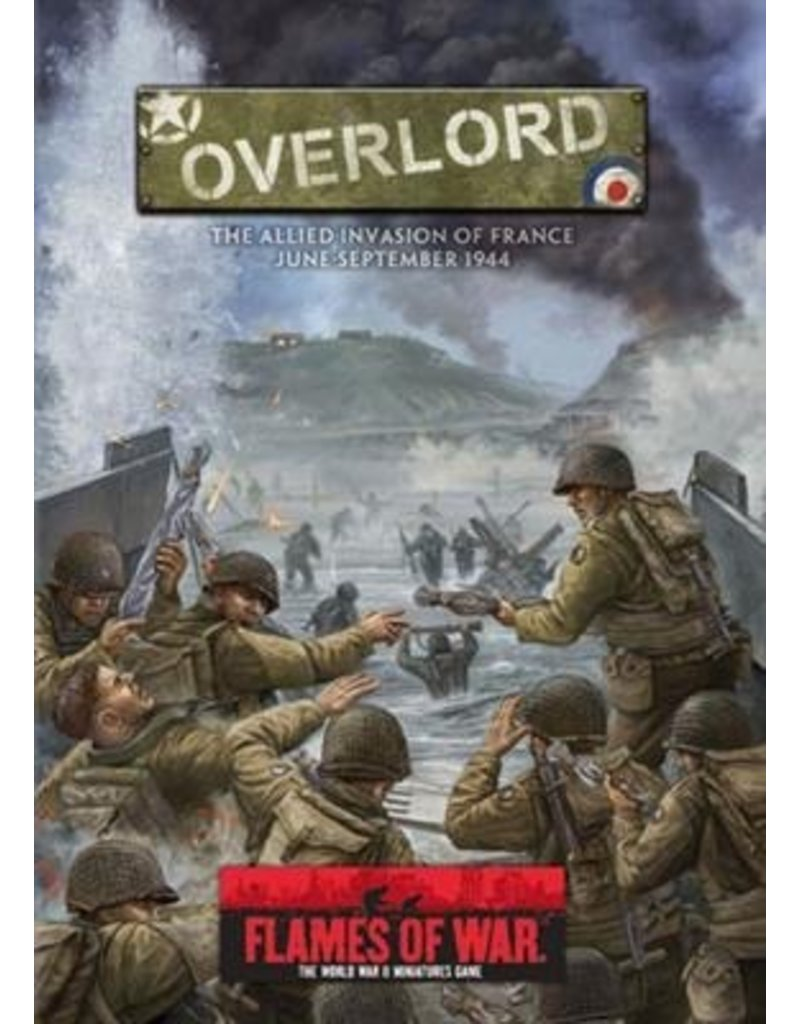 Flames of War FW115 Overlord