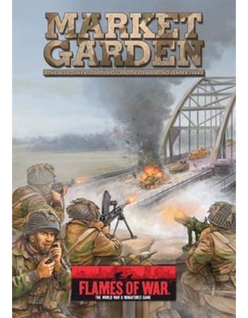 Flames of War FW112 Market Garden