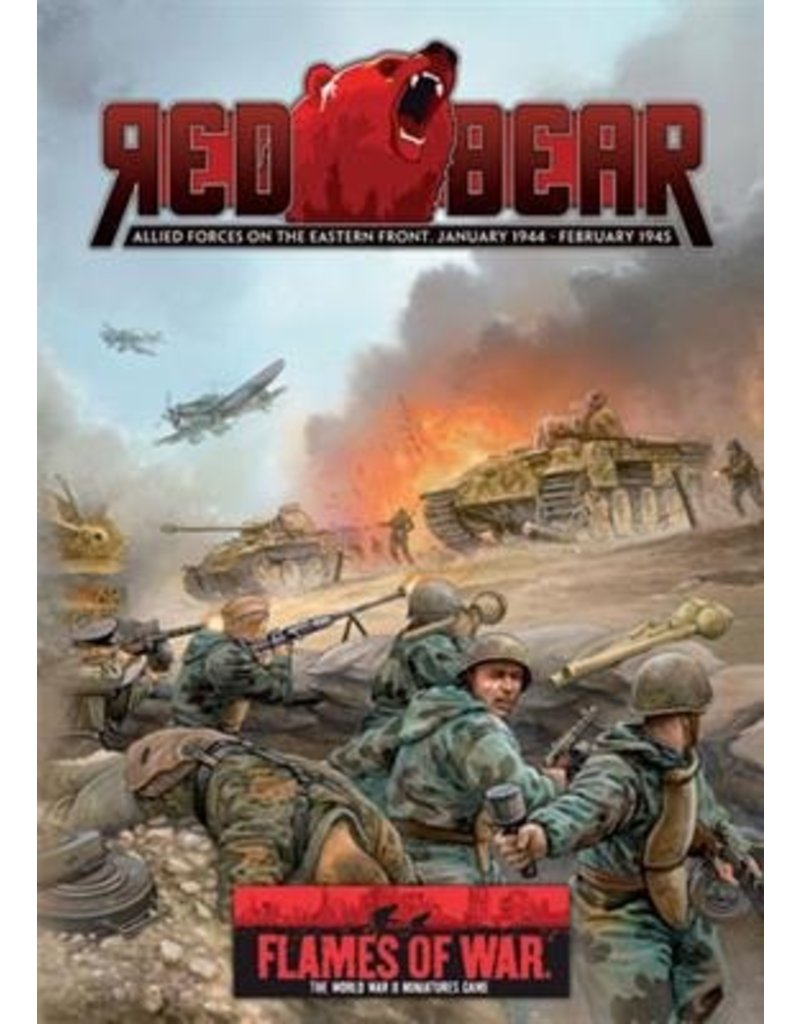 Flames of War FW117 Red Bear (Revised)