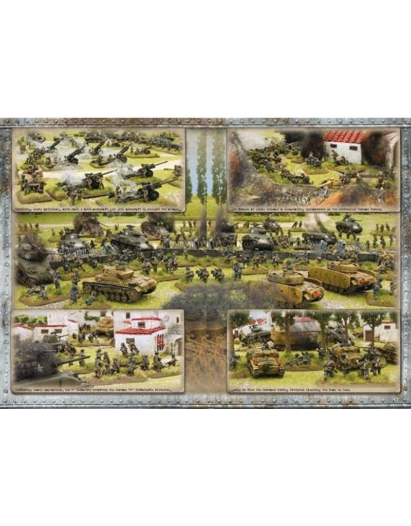 Flames of War FW119 Road To Rome