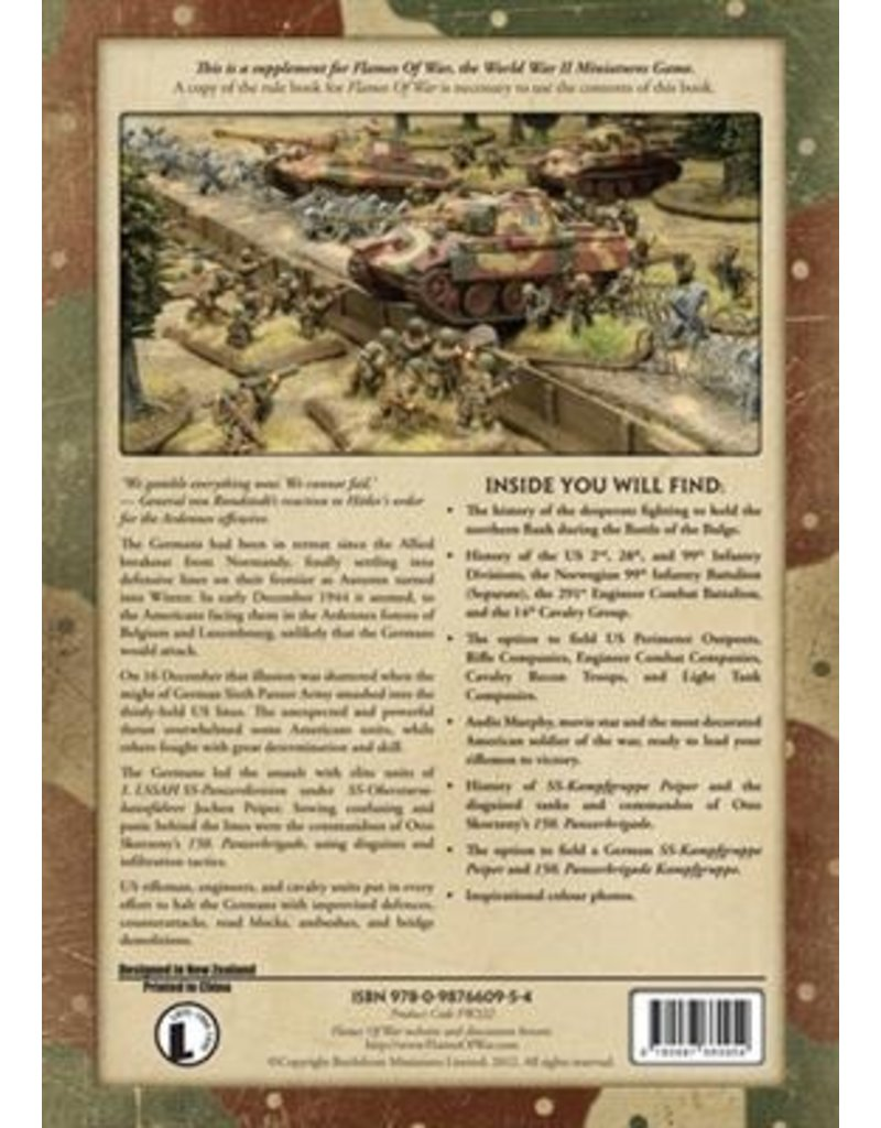 Flames of War FW222 Devil's Charge