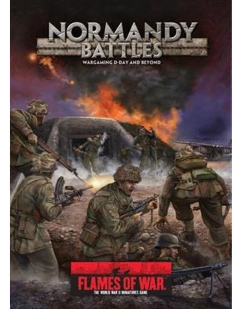 Flames of War FW224 Normandy Battles