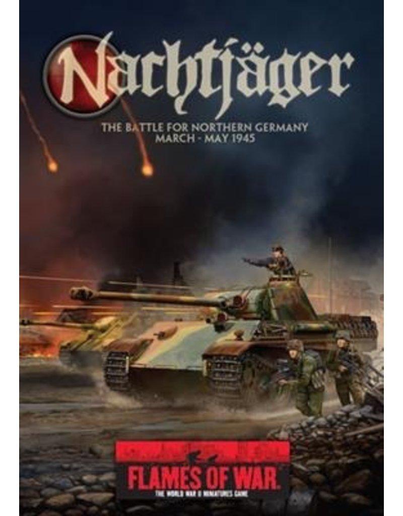 Flames of War FW231 Nachtjäger