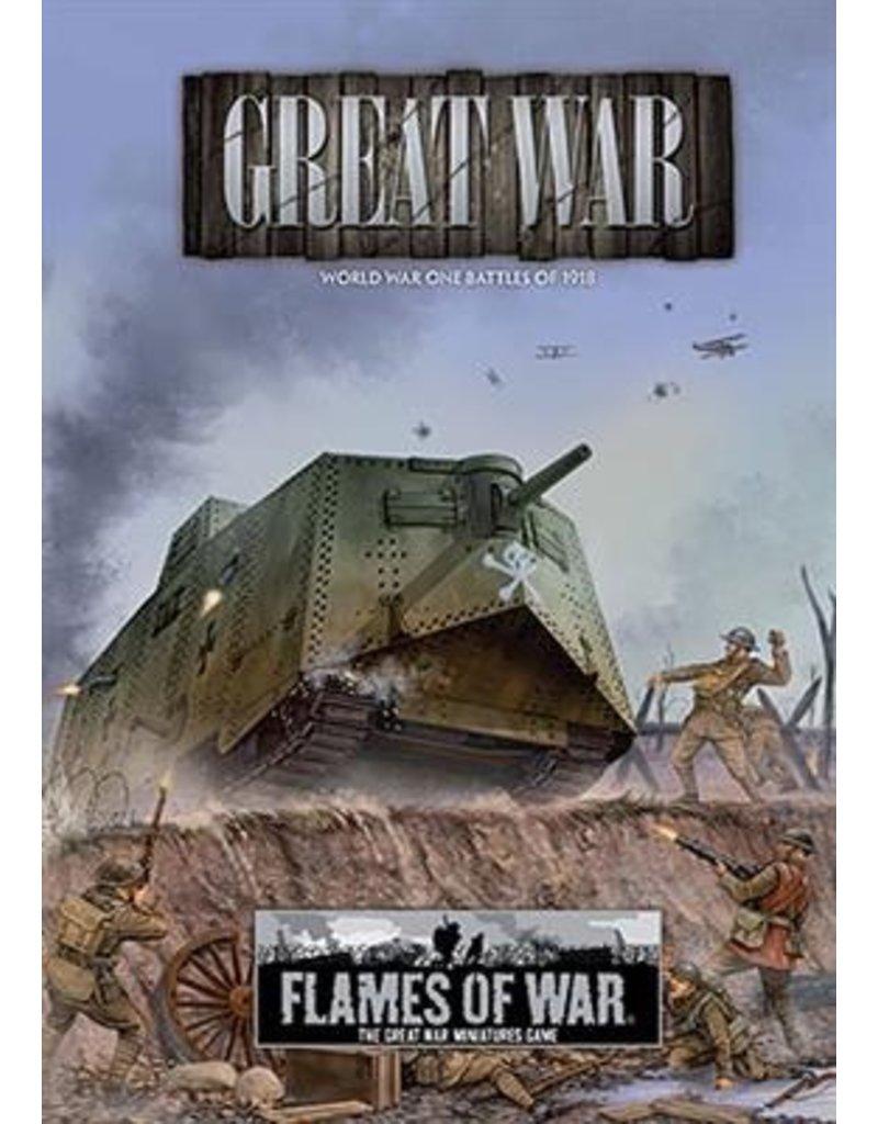 Flames of War FW904 Great War