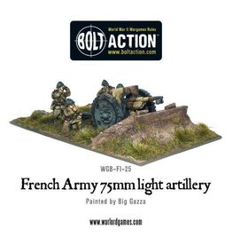 Bolt Action BA French Army: 75mm Gun