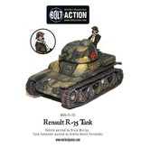 Bolt Action BA French Army: Renault R-35 Tank