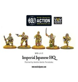 Bolt Action BA Japanese Army: Imperial HQ