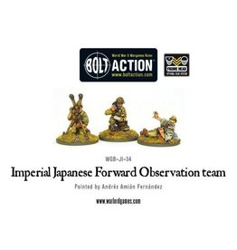 Bolt Action BA Japanese Army: FOO Team