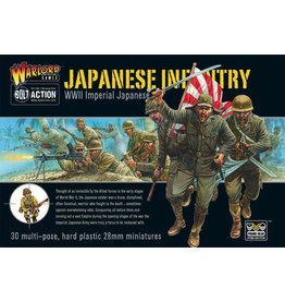Bolt Action BA Japanese Army: Imperial Japanese Infantry