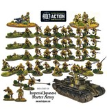Bolt Action BA Banzai - Japanese Starter Army