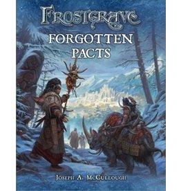 Osprey Frostgrave: Forgotten Pacts