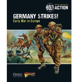 Bolt Action Bolt Action: Germany Strikes - Early War in Europe Rulebook