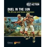 Bolt Action Bolt Action : Duel in the Sun Rulebook