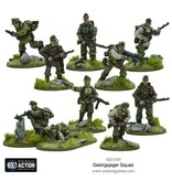Bolt Action BA German Army: Gebirgsjager Squad