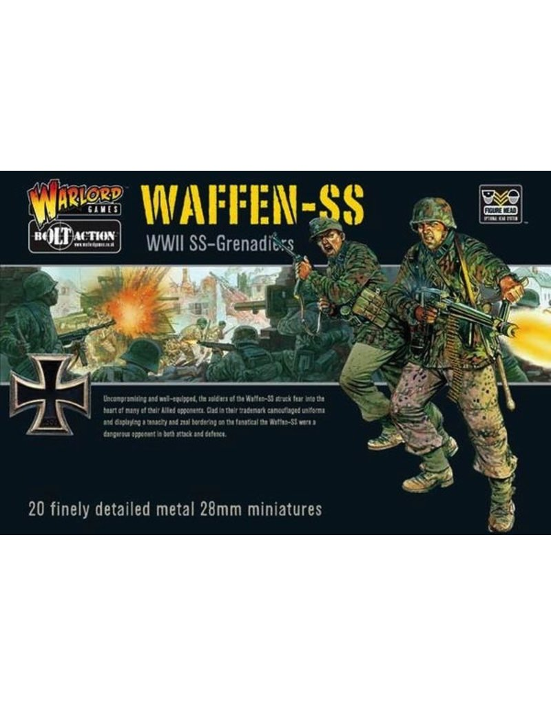 Bolt Action BA German Army: Waffen SS