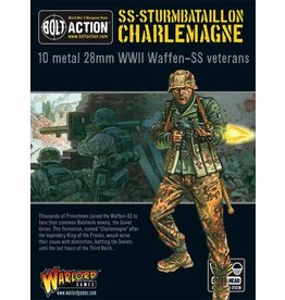 Bolt Action BA German Army: SS Sturmbatallion Charlemagne