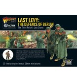 Bolt Action BA German Army: Last Levy, the Defence of Berlin
