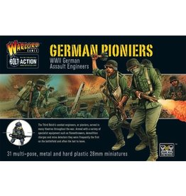 Bolt Action BA German Army: German Pioneers