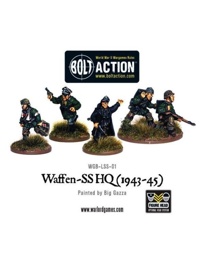 Bolt Action BA German Army: Waffen-SS HQ (1943-45)