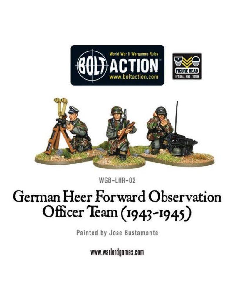 Bolt Action BA German Army: Heer FOO Team (1943-45)