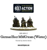 Bolt Action BA German Army: Heer MMG Team (Winter)