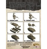GF9 TANKS TANKS: US Sherman 75mm & Sherman 76mm