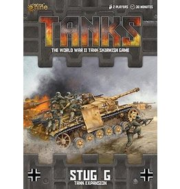 GF9 TANKS TANKS: German STUG G