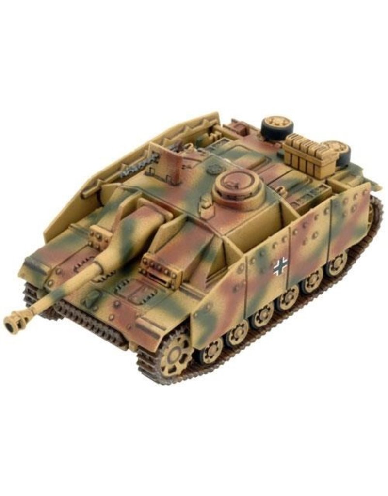 GF9 TANKS TANKS: German STUG G