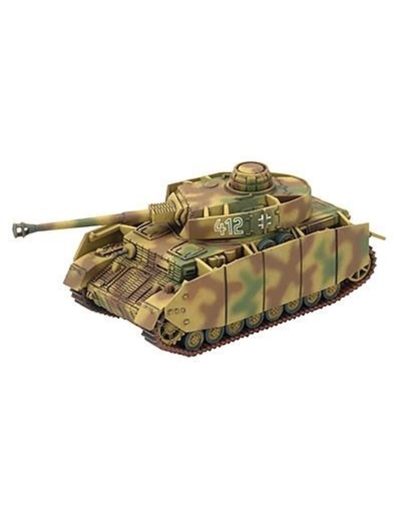 GF9 TANKS TANKS: German Panzer IV